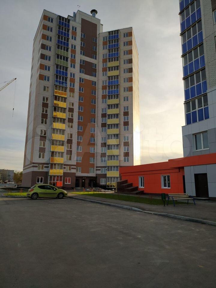 1-к квартира, 35.6 м², 3/16 эт.  89170712100 купить 5
