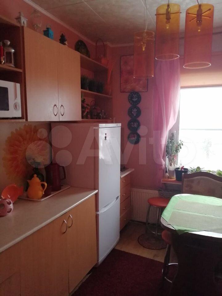 1-к квартира, 36 м², 1/2 эт.  89210126668 купить 2
