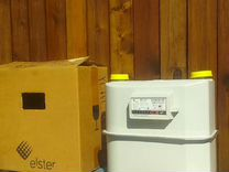 Счетчик газовый Elster BK-G10 — Для дома и дачи в Геленджике
