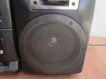 Магнитола Panasonic RX-CT810