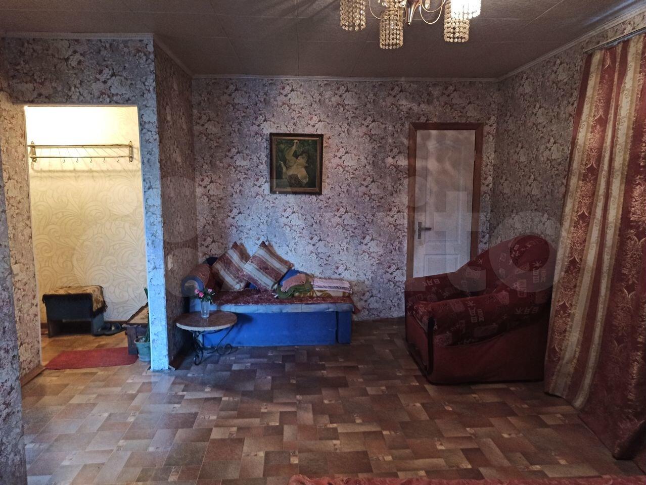 1-к квартира, 33 м², 3/4 эт.  89209771727 купить 3