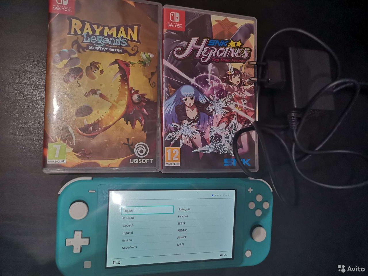 Nintendo switch lite  89869867148 купить 1
