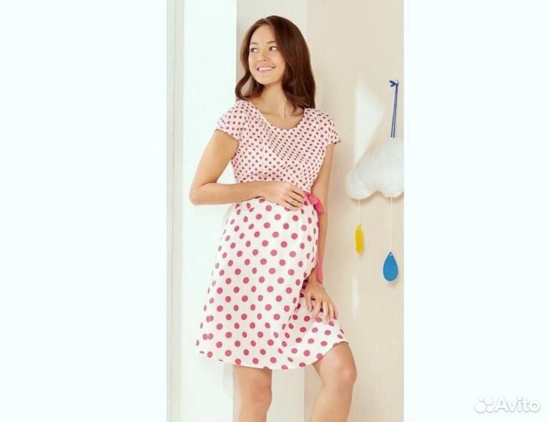 89229092100  Кр 33. Платье для беременных Esmara