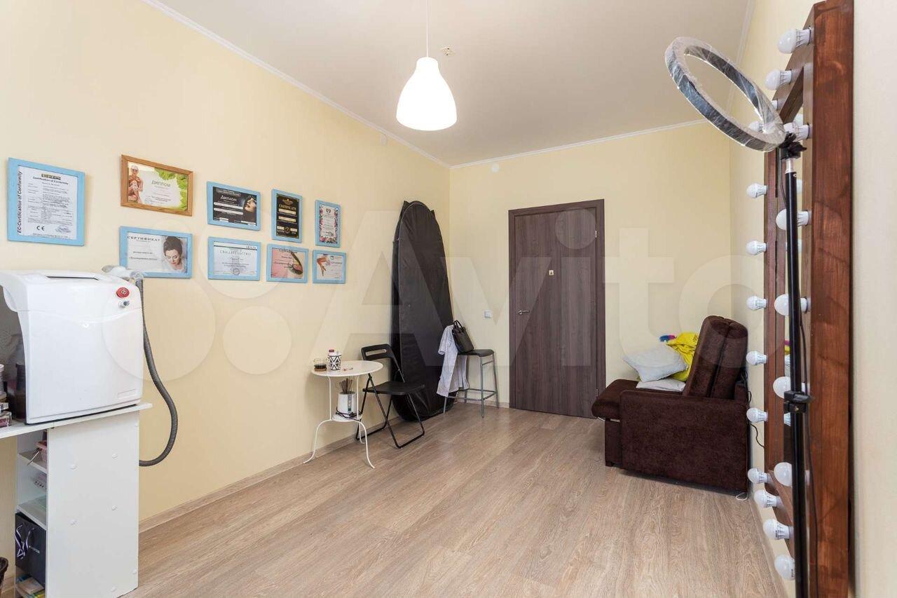 2-к квартира, 62.4 м², 18/24 эт.  89119106606 купить 5