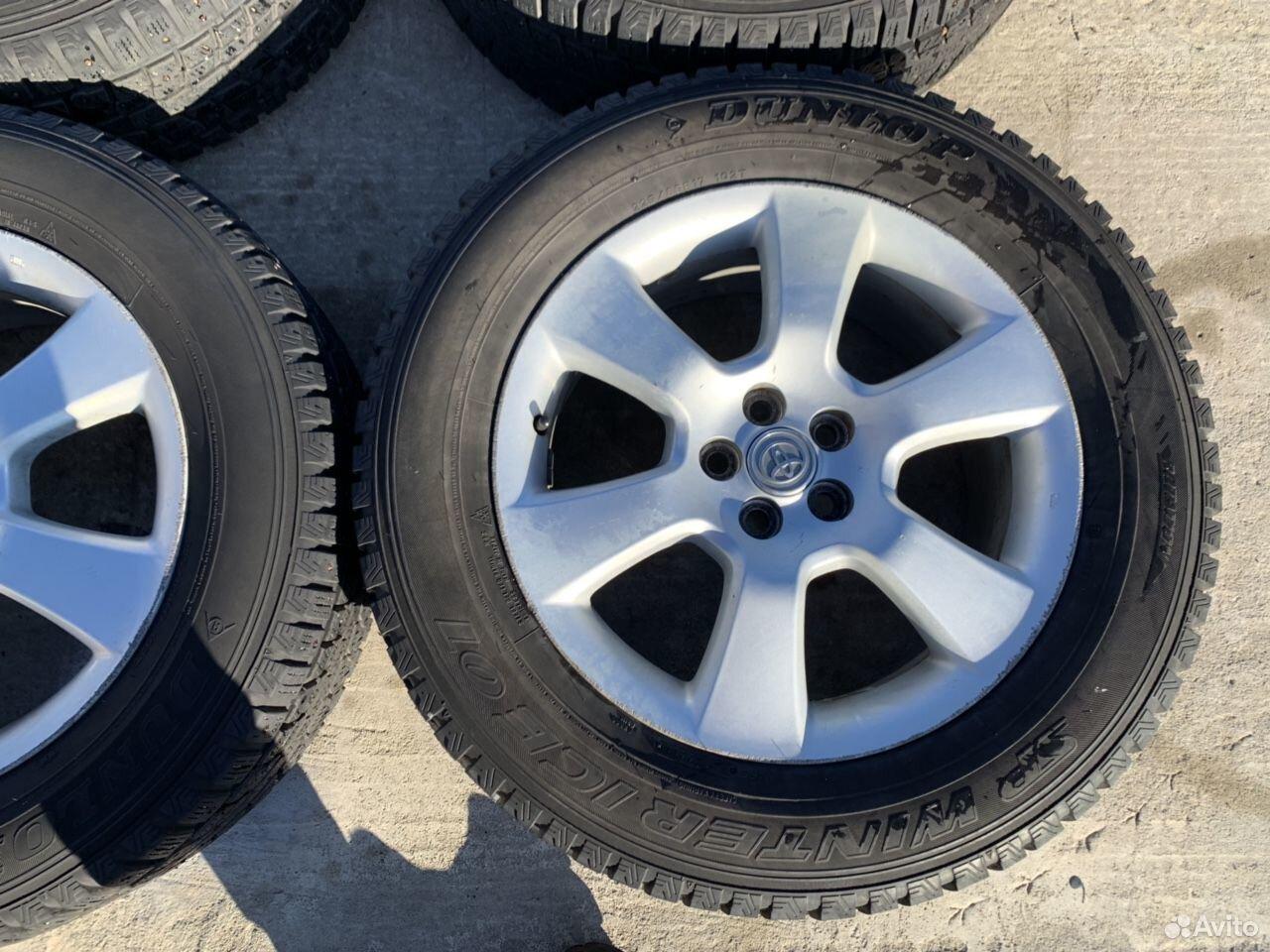Колеса Тойота Харриер  89025665844 купить 4