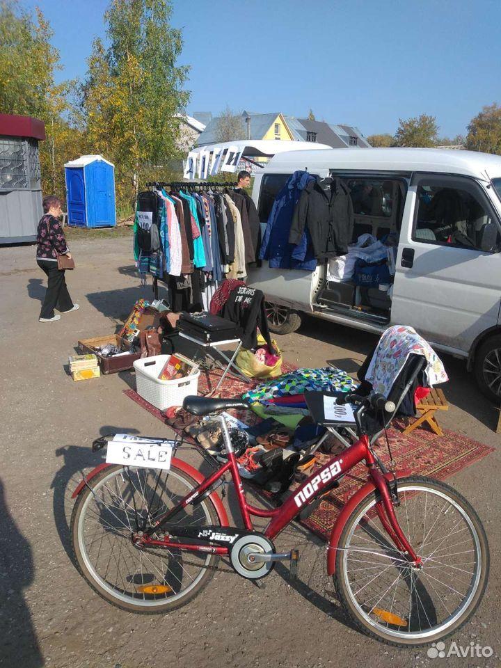 Велосипед финский Nopsa Jazzy  89524804876 купить 1
