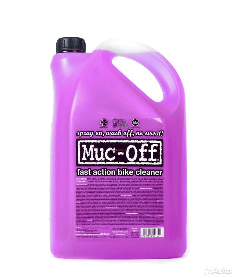 Очиститель универсальный MUC-OFF Для велосипеда  89147925685 купить 1