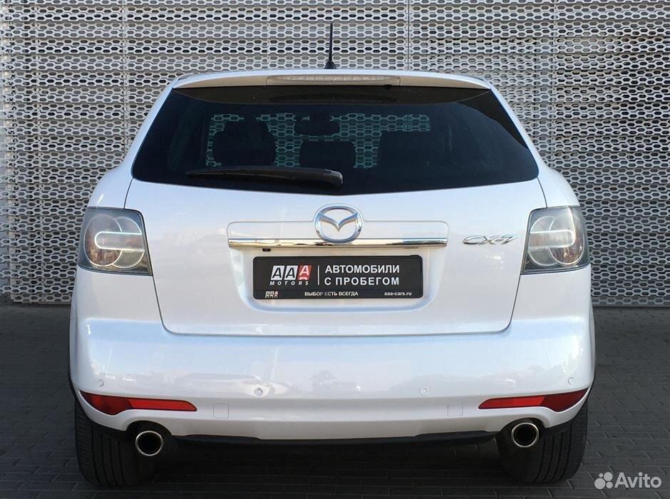 Mazda CX-7, 2010  88633330423 купить 6