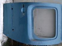 Рено Кангу 2 дверь левая сдвижная nk02