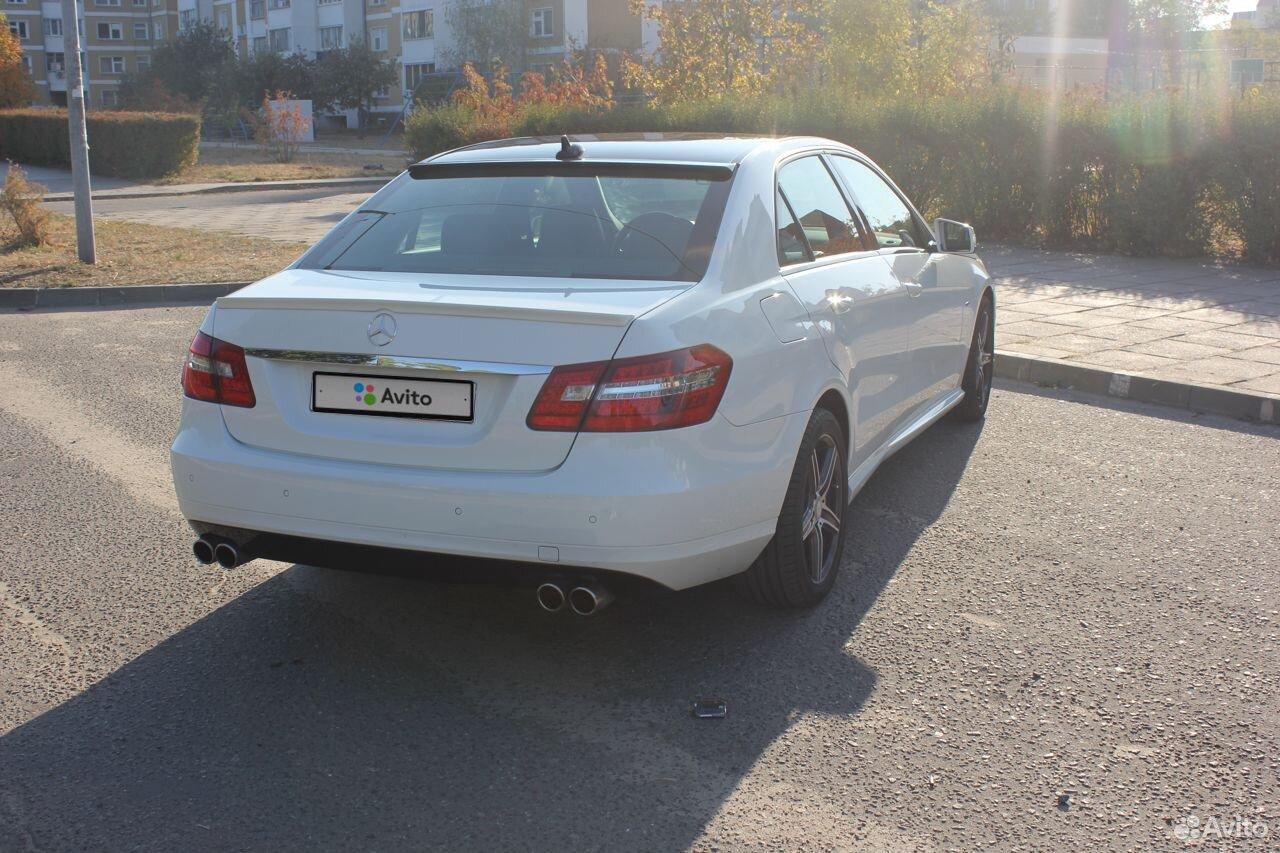 Mercedes-Benz E-класс, 2011  89107494011 купить 6