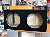 Короб экспо под 2x12 саба — Запчасти и аксессуары в Ульяновске