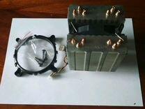 Кулер. Охлаждение процессора