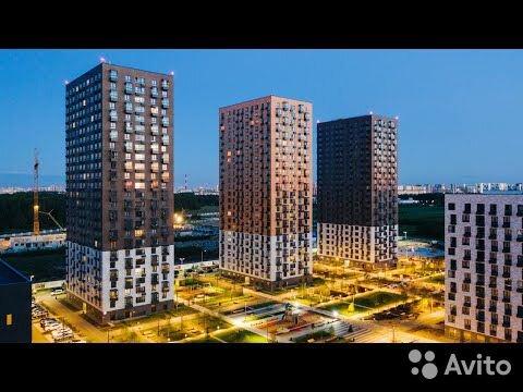 1-к квартира, 38.8 м², 4/25 эт.  89587861274 купить 2